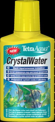 TetraAqua CrystalWater (средство для замены воды в аквариуме)